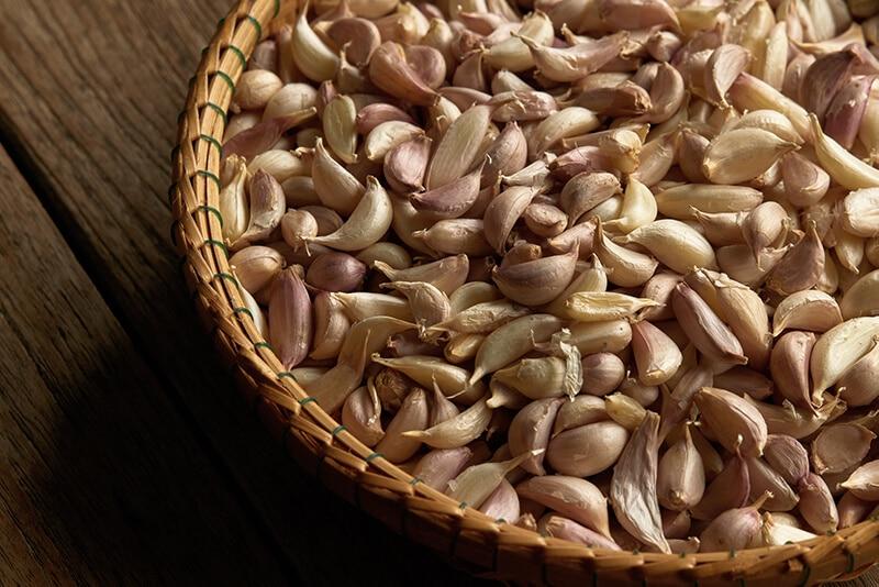 How To Store Garlic So That It Lasts Longer   Baan Somtum